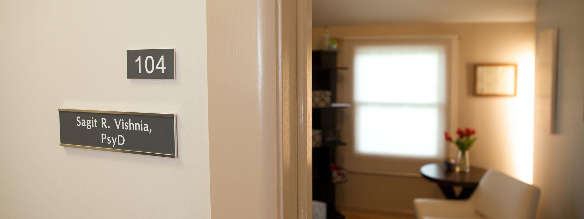 Office-door